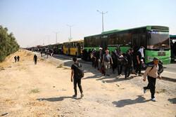 ۲۲۸ هزار نفر امروز از مرز بینالمللی مهران گذشتند