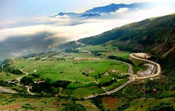 Sprawling on a high, windswept plateau, Ardebil is well-known for having lush green landscapes.
