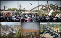 إحصاءات رسمية: أعداد الزوار الإيرانيين إلى العراق بلغت نحو 3 ملايين زائر