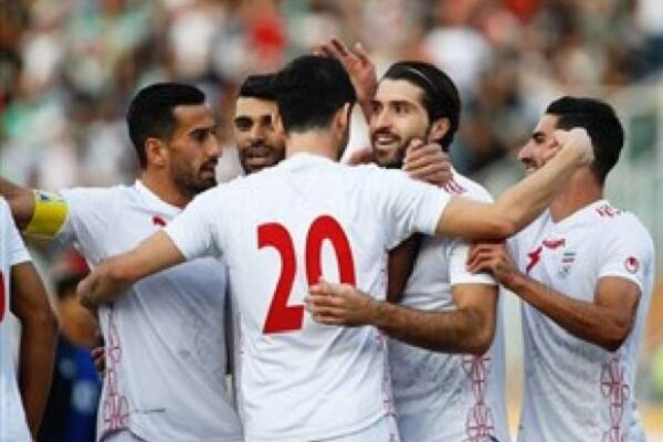 Team Melli 2nd in Asia, 33rd in world