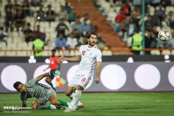 Iran to play Croatia in friendly, coach says
