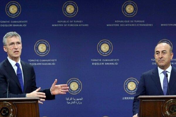 ابراز نگرانی ناتو از حملات ترکیه علیه شمال سوریه