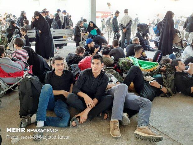 عراق برای پذیرش خیل عظیم زائران در گیتهای خود زمان میخواهد