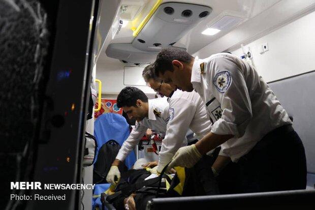 اسامی زائران مصدوم تصادف در خوزستان اعلام شد