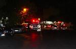 مهار آتش در ساختمان مسکونی ۵ طبقه
