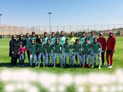 آذرخش کردستان تیم سپاهان اصفهان را با دو گل شکست داد