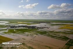 پرداخت خسارت سیل به کشاورزان البرزی/ نظرآباد بیشترین خسارت را دید