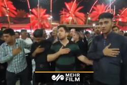 کولاک بوشهریها در بین الحرمین