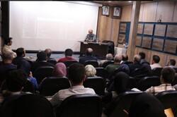 نشست «بررسی اصول جزیی خط نستعلیق دوره صفویه» در قزوین برگزار شد