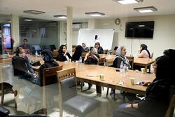 پروژه کتابخوانی انسانی در دانشگاه الزهرا برگزار شد