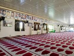 حضور در حسینیه شهدا و ایثارگران گزینه مناسب برای جاماندگان اربعین