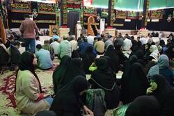 آئین بدرقه زائران اربعین حسینی در بوشهر برگزار شد