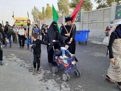روایتی از شهر مرزی مهران، بزرگترین دروازه ورود و خروج زوار کربلا