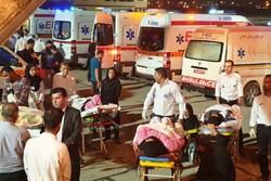 درمان ۲۸۰ زائر مصدوم در بیمارستان های آبادان و خرمشهر