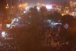 مصرع عدد من الزوّار الإيرانيين في العراق إثر اصطدام حافلة