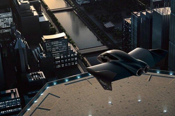 پورشه و بوئینگ تاکسی هوایی می سازند