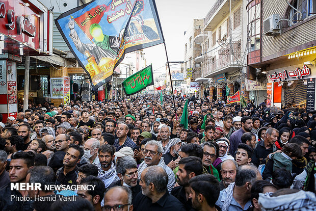 Imam Ali Shrine hosting Arbaeen pilgrims