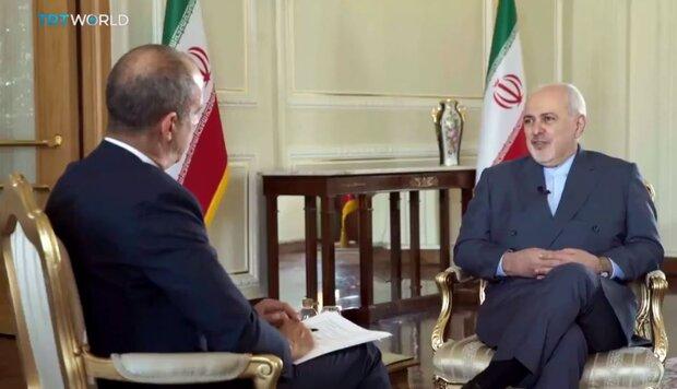 VIDEO: Adana agreement still valid, Zarif tells TRT World