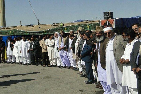 ۴۱ هزار زائر پاکستانی اربعین وارد مرز ایران شدهاند