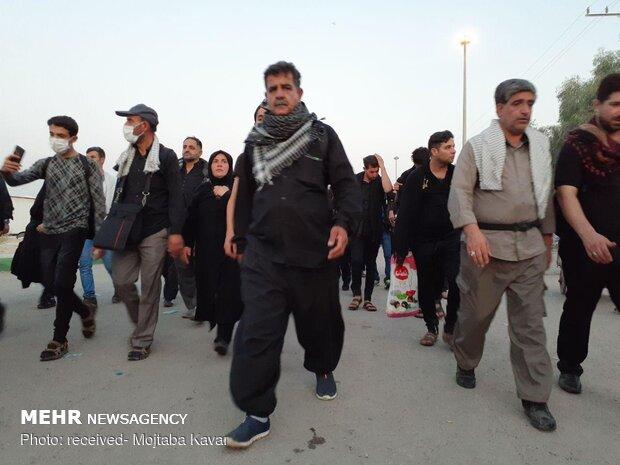 استقرار ۲ هزار نیروی انسانی در مرزهای ایران و عراق