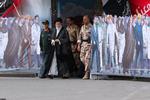 رہبر معظم کا امام حسین (ع) فوجی ٹریننگ یونیورسٹی میں حضور