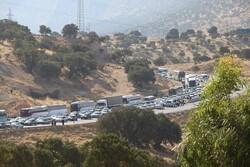 لغو محدودیتهای اعمال شده در مسیر اسلام آباد غرب _ قصرشیرین