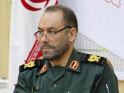 مجموعه سپاه اشرافیت اطلاعاتی بالایی بر منطقه کردستان دارد