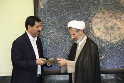 «محمود خرمآبادی» فرمانده پایگاه شهدای محراب تبلیغات اسلامی لرستان شد