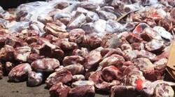 معدومسازی ۱۱۰ کیلوگرم گوشت قرمز فاسد در قزوین