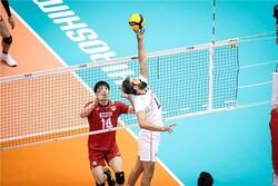 باخت «بدِ» ایران برابر ژاپن/ انتقام چشم بادامیها از تیم خستهِ ایگور