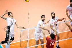 یلی امتیاز آورترین بازیکن ایران مقابل ژاپن شد