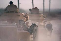امکان تقابل نظامیان آمریکایی با شبه نظامیان وابسته به ترکیه در شمال شرق سوریه
