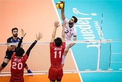 نتایج و جدول رده بندی روز نهم/ ایران در جایگاه هشتم باقی ماند