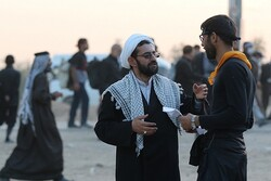 ۵۰۰ مبلغ دینی از استان یزد عازم پیاده روی اربعین شدند