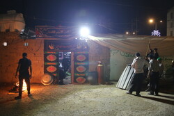 پذیرایی از ۳۰ هزار زائر حسینی در  هر شبانهروز