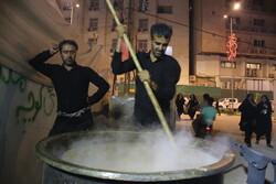 آشپزخانه آستان قدس در مهران روزانه ۱۵۰ هزار غذا طبخ می کند