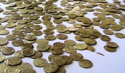Millennia-old coins recovered in northern Iran