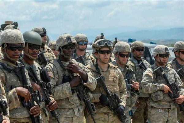 US to pull about 1,000 troops from Syria's North due to Turkish offensive