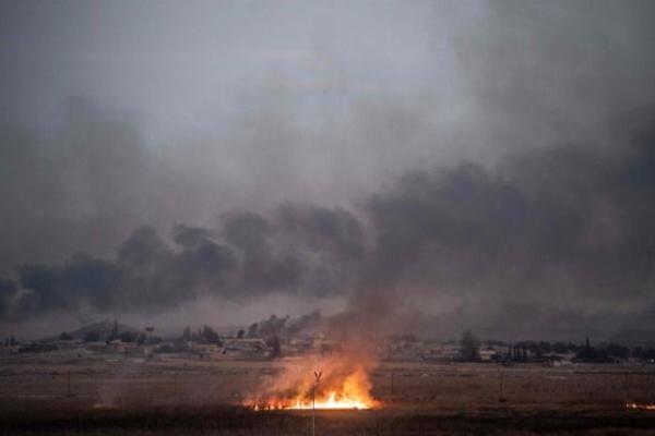 اعدام ۹ غیرنظامی به دست معارضانِ طرفدار ترکیه در تل أبیض