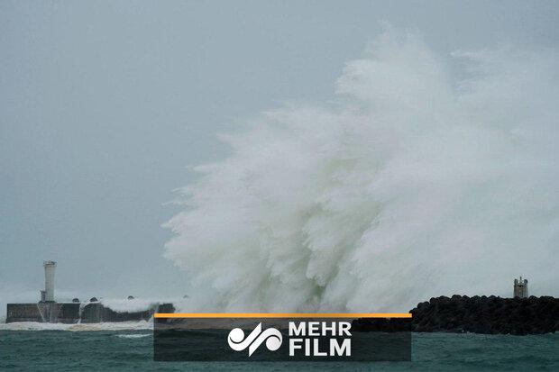 VIDEO: Typhoon Hagibis in Japan leaves 18 dead