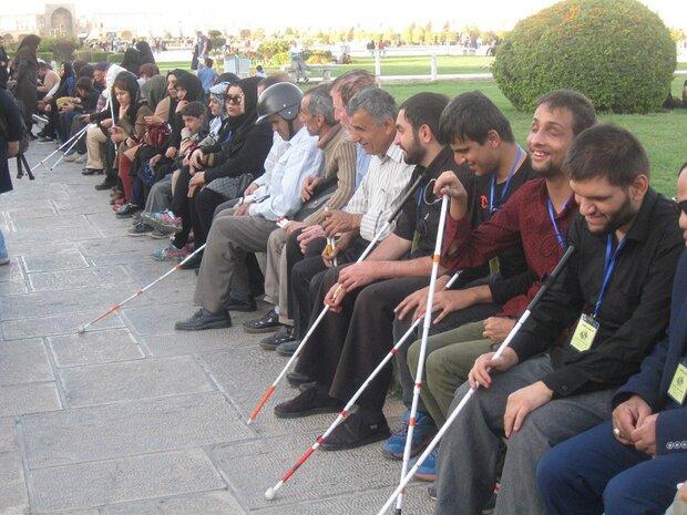 وجود ۵۲۰۰ نابینا در استان کرمانشاه