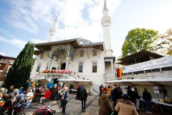 روز درهای باز مساجد در آلمان برگزار شد