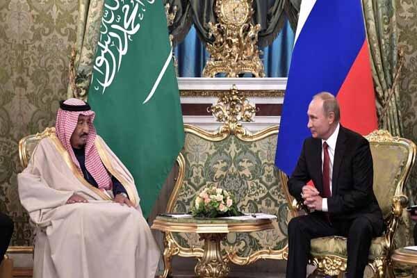 روسی صدر سعودی عرب کے دورے پر ریاض پہنچ گئے