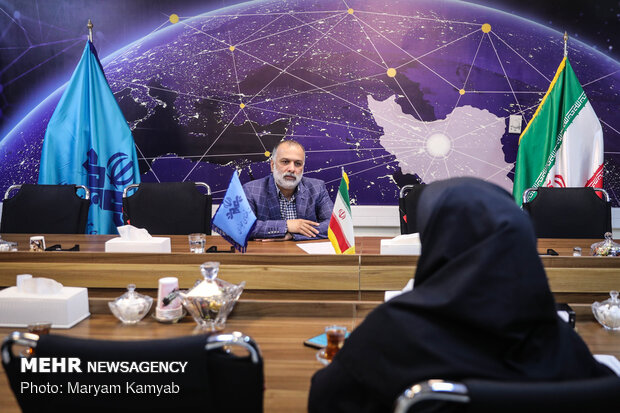 گفتگو با علی اکبر محمودی مهریزی