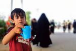 عراقی بچوں کا طریق العلماء میں شاندار تعاون