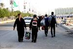 میزبانی شایسته ایرانیان از زائران آذری در مرز بیله سوار