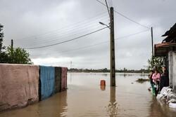 خسارت ۵.۴ میلیارد ریالی باران به تاسیسات برق برخی روستاهای لامرد