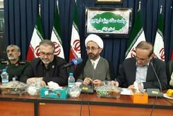 نشست ستاد اربعین در مهران با حضور معاون وزیر کشور