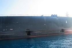Kızıldeniz'de saldırıya uğrayan İran tankeri yurda döndü