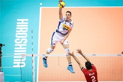 VIDEO: Iran vs Italy in 2019 FIVB World Cup